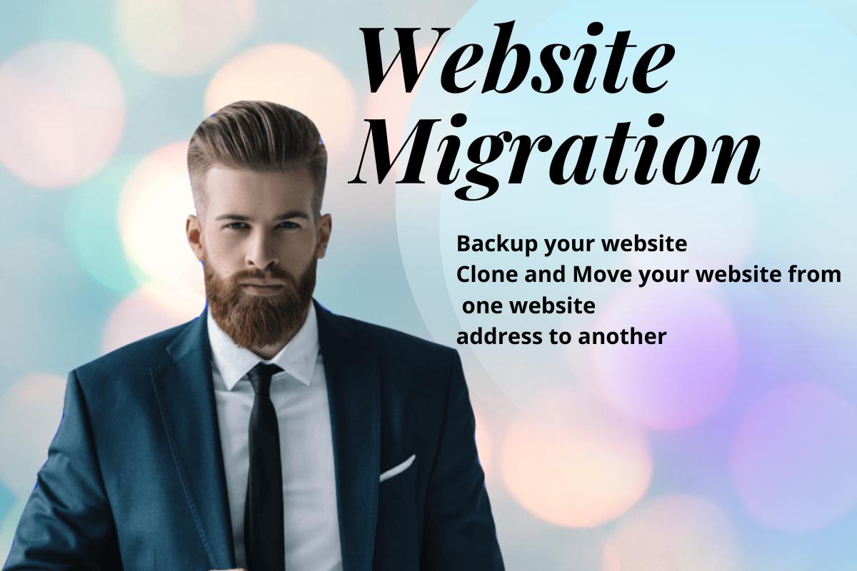 websites migration
