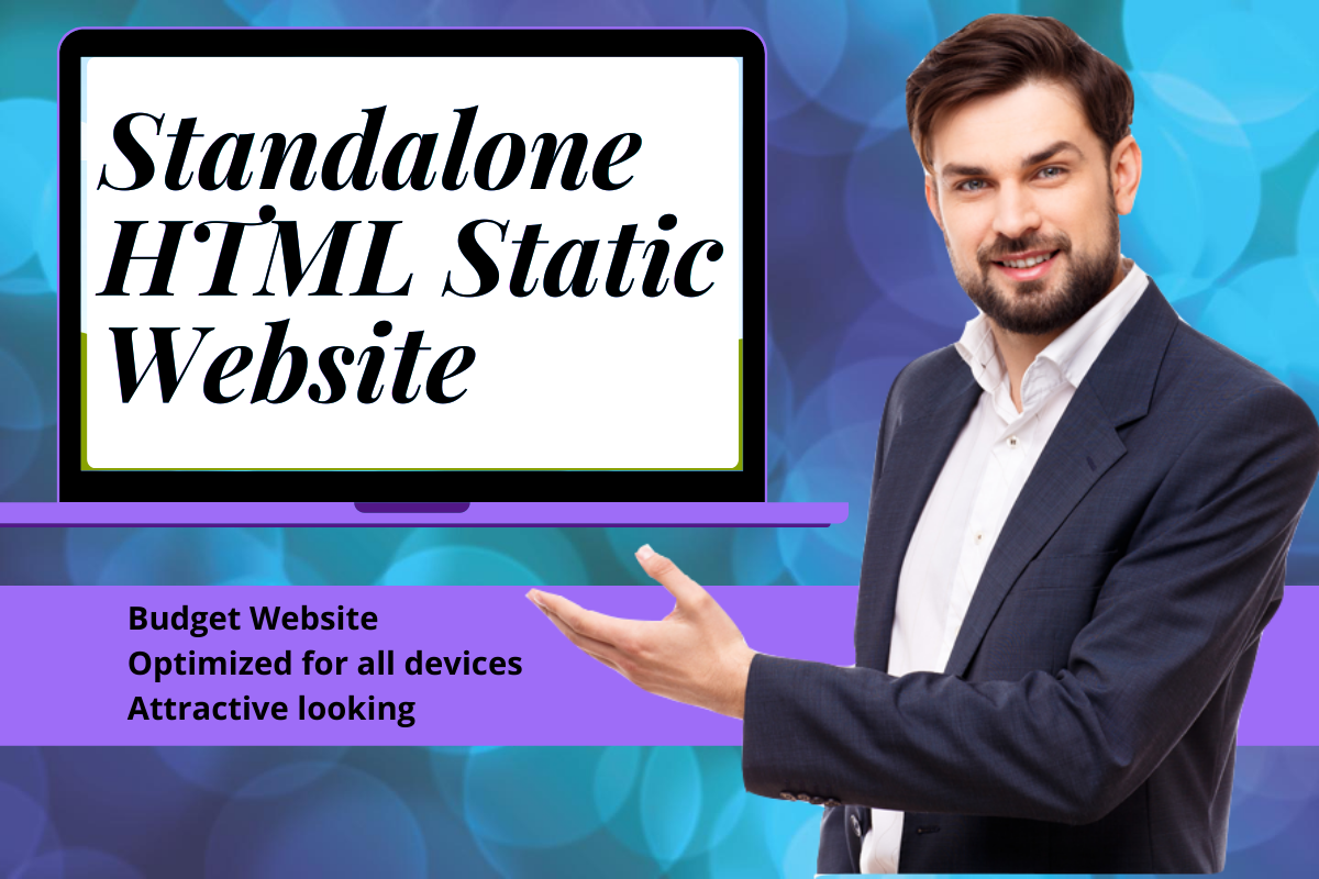 HTML Websites